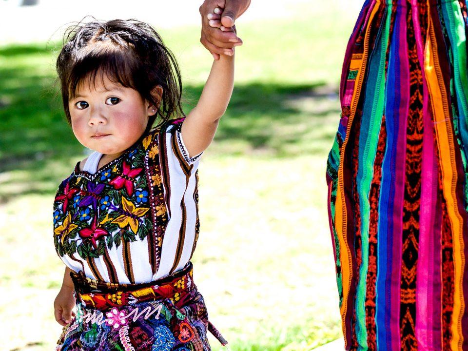 niña guatemala