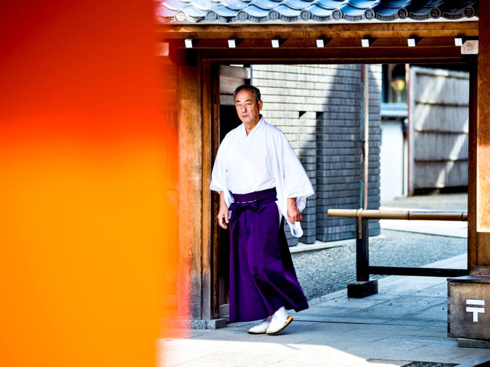 santuario japones