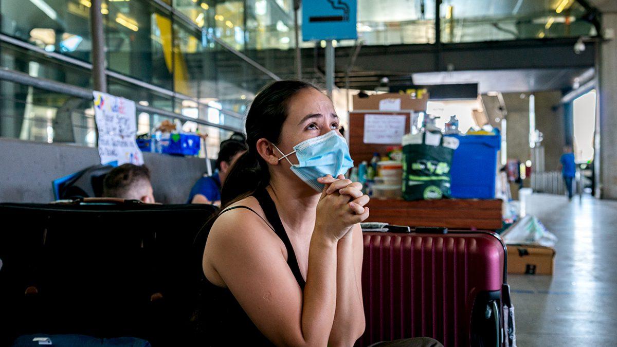 reportaje venezolanos